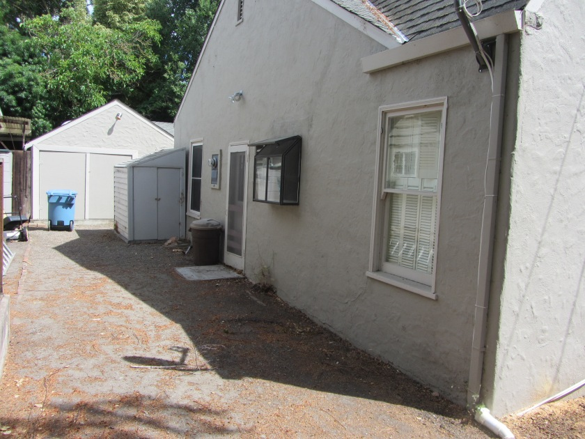 Driveway - Before