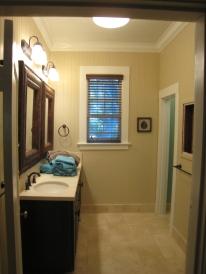 Large Hall Bath