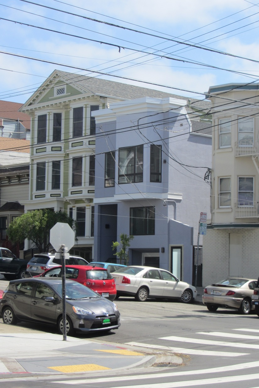 Noe Valley Modern Row House