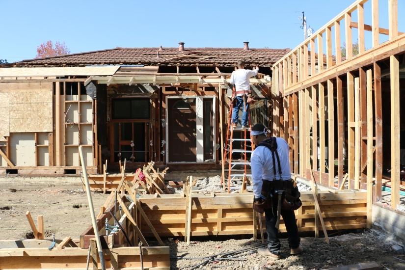 Santa Clara Project Demolition and PlanChanges