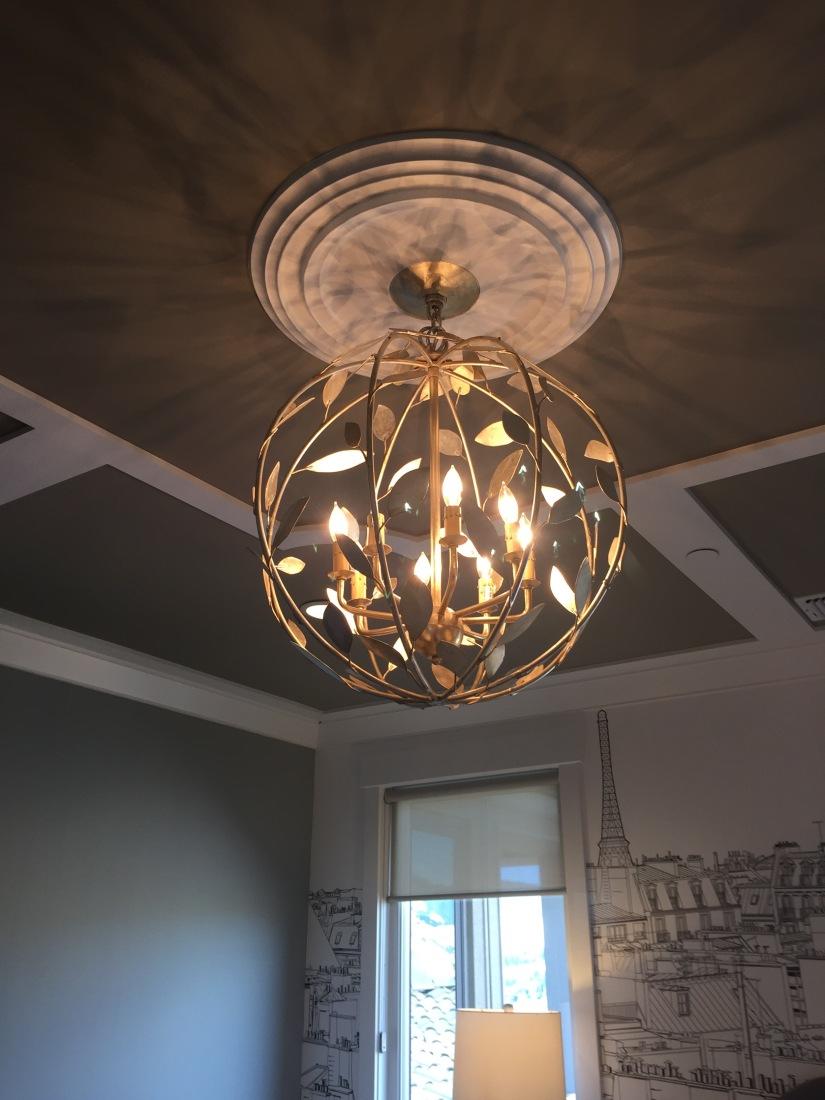 Fresh Lighting from Professional Builder HouseTour.